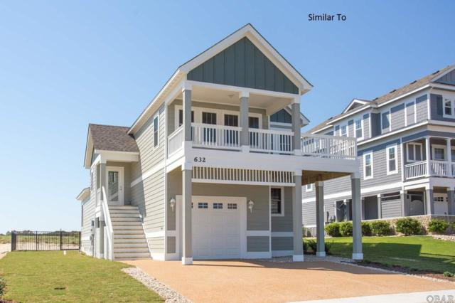 631 Cottage Lane Lot 18, Corolla, NC 27927 (MLS #105611) :: Matt Myatt | Keller Williams