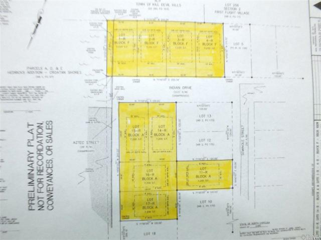 1707 Seminole Street Lots, Kill Devil Hills, NC 27948 (MLS #105874) :: Outer Banks Realty Group