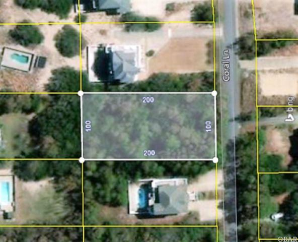 1215 Coral Lane Lot 86, Corolla, NC 27927 (MLS #106025) :: Hatteras Realty