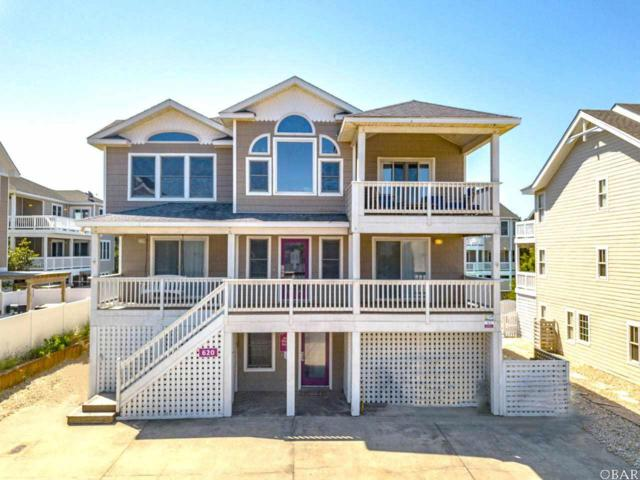 620 Wave Arch Lot 73, Corolla, NC 27927 (MLS #106035) :: Hatteras Realty