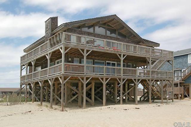 24235 Ocean Drive Lot 11, Rodanthe, NC 27968 (MLS #106099) :: Matt Myatt   Keller Williams
