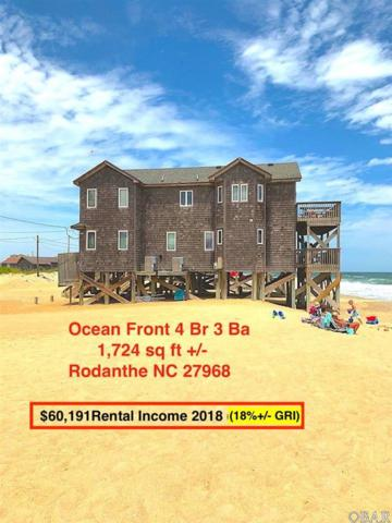 23047 G.A. Kohler Court Lot #6, Rodanthe, NC 27968 (MLS #106163) :: Hatteras Realty