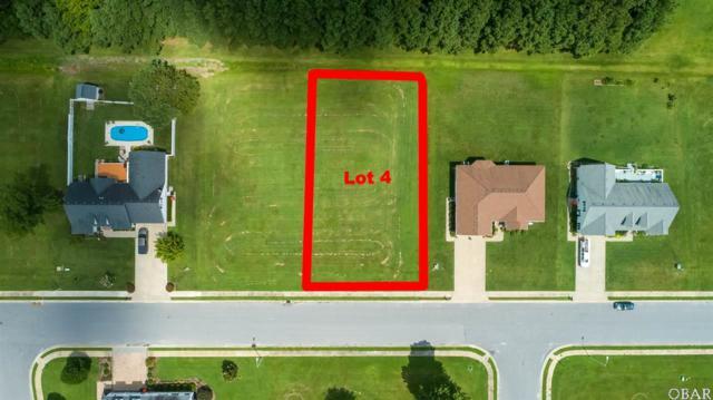122 Pleasant Drive Lot 4, Elizabeth City, NC 27909 (MLS #106166) :: Hatteras Realty