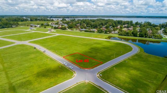 321 Spinnaker Street Lot 45, Elizabeth City, NC 27909 (MLS #106175) :: Surf or Sound Realty