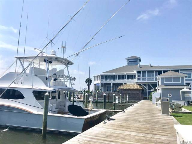 67 Yacht Club Court Slip 67, Manteo, NC 27954 (MLS #106490) :: Matt Myatt | Keller Williams