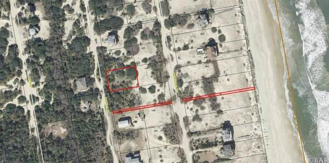 2311 Sandpiper Road Lot #18, Corolla, NC 27927 (MLS #106498) :: Hatteras Realty
