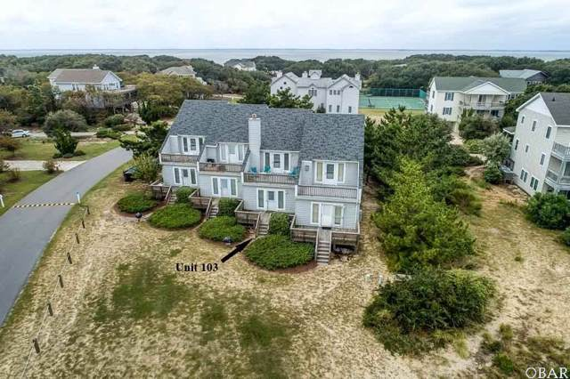 106 Trinitie Drive Unit 103, Duck, NC 27949 (MLS #106534) :: Outer Banks Realty Group