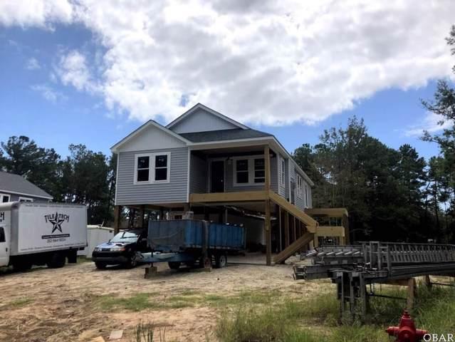 209 W Carolinian Circle Lot 36, Nags Head, NC 27959 (MLS #106579) :: Outer Banks Realty Group