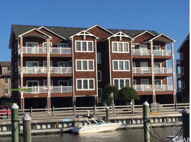 201 N North Bay Club Drive Unit 201, Manteo, NC 27954 (MLS #106600) :: Outer Banks Realty Group