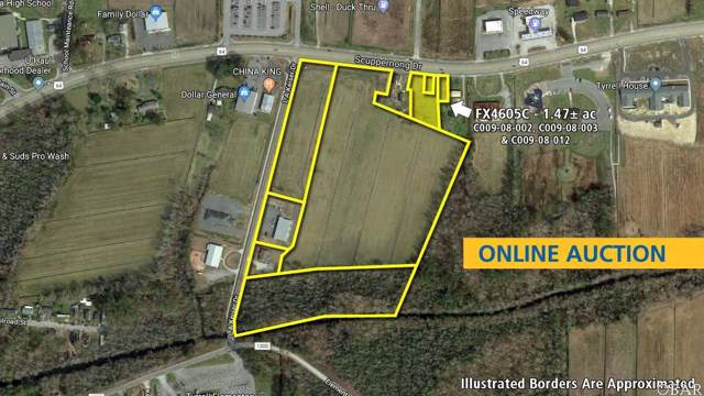 0 Scuppernong Dr, Columbia, NC 27925 (MLS #106667) :: Hatteras Realty