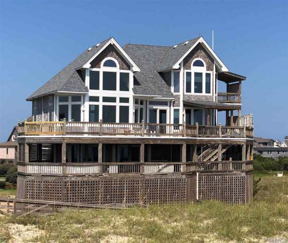 57287 Lighthouse Road Lot 3, Hatteras, NC 27943 (MLS #106681) :: Outer Banks Realty Group