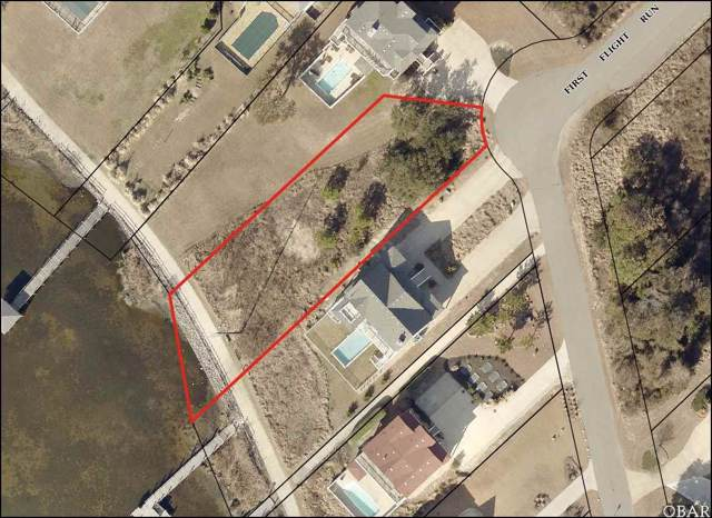 412 First Flight Run Lot 22R, Kitty hawk, NC 27949 (MLS #106859) :: Sun Realty