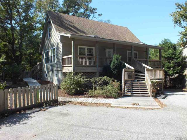 63 E Dogwood Trail Lot 3, Southern Shores, NC 27949 (MLS #106923) :: Outer Banks Realty Group