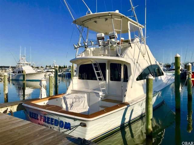 70 Yacht Club Court Slip 70, Manteo, NC 27954 (MLS #106929) :: Hatteras Realty