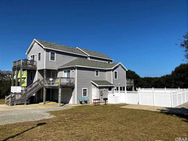 4512 Johnston Lane Lot 316, Kitty hawk, NC 27949 (MLS #106935) :: Outer Banks Realty Group