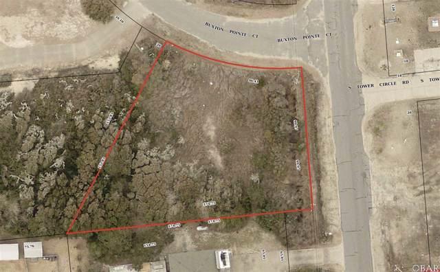 46009 Buxton Pointe Court Lot # 1, Buxton, NC 27920 (MLS #106972) :: Hatteras Realty