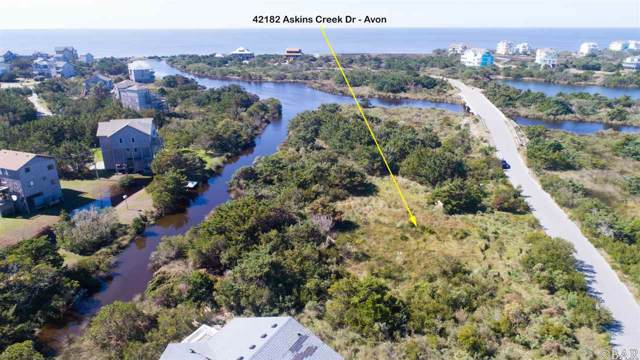 42182 Askins Creek Drive Lot 42R, Avon, NC 27915 (MLS #107002) :: Outer Banks Realty Group
