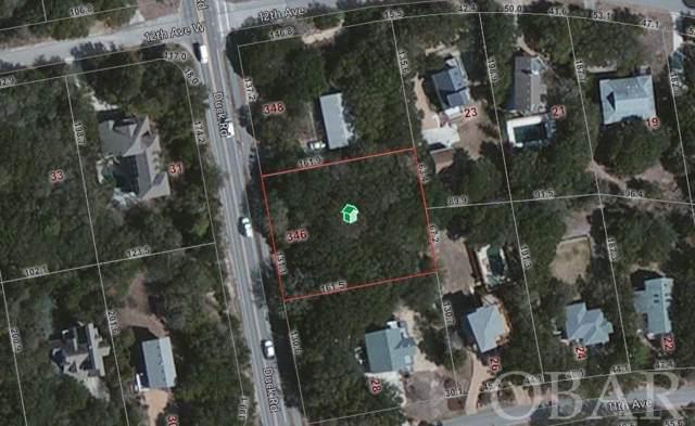 346 Duck Road Lot 16, Southern Shores, NC 27949 (MLS #107082) :: Midgett Realty