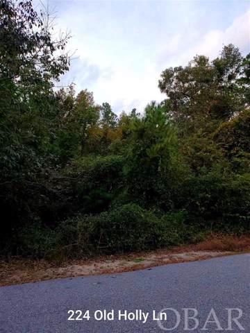 224 Old Holly Lane Lot 57, Kill Devil Hills, NC 27948 (MLS #107237) :: Hatteras Realty
