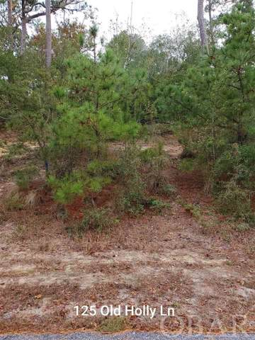 125 Old Holly Lane Lot 71, Kill Devil Hills, NC 27948 (MLS #107238) :: Outer Banks Realty Group