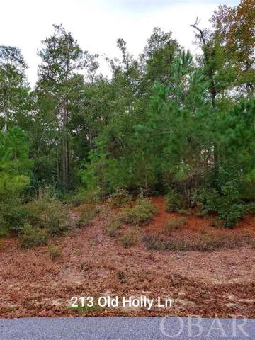 213 Old Holly Lane Lot 47, Kill Devil Hills, NC 27948 (MLS #107245) :: Outer Banks Realty Group