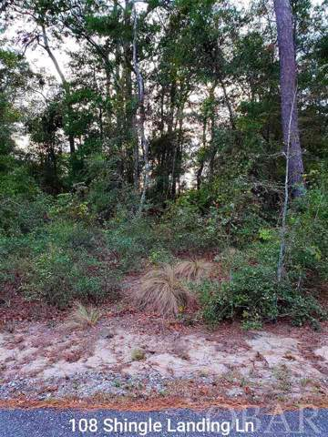 108 Shingle Landing Lane Lot 42, Kill Devil Hills, NC 27948 (MLS #107246) :: Outer Banks Realty Group