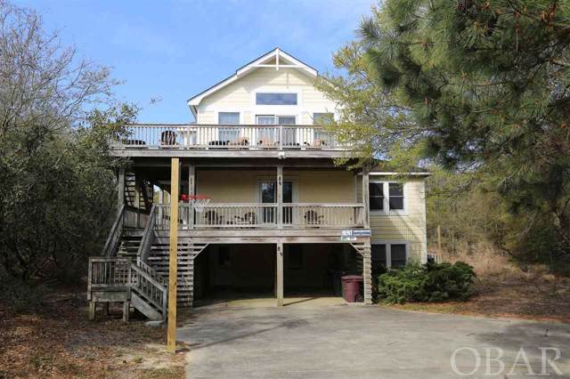 89 Spindrift Trail Lot 168, Southern Shores, NC 27949 (MLS #107250) :: Outer Banks Realty Group