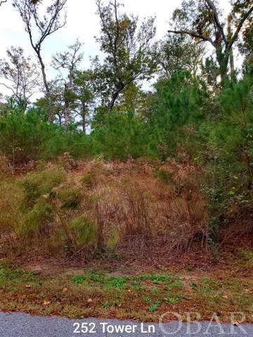 252 Tower Lane Lot 15, Kill Devil Hills, NC 27948 (MLS #107253) :: Outer Banks Realty Group