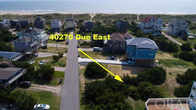 40270 Due East Lot# 20, Avon, NC 27915 (MLS #107280) :: Outer Banks Realty Group