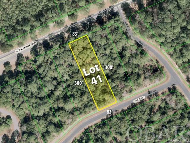 133 Chicora Ct Lot 41, Manteo, NC 27954 (MLS #107287) :: Outer Banks Realty Group