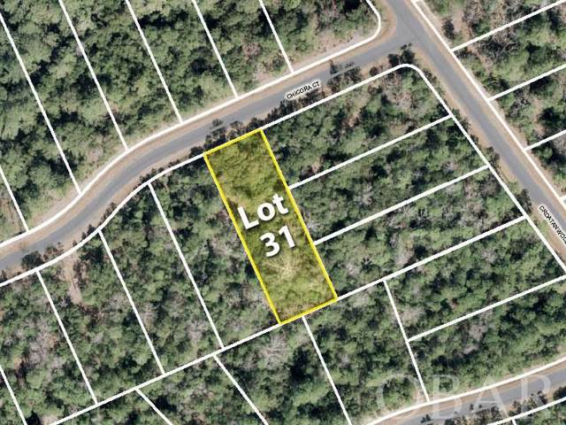 132 Chicora Ct Lot 31, Manteo, NC 27954 (MLS #107288) :: Outer Banks Realty Group