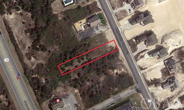 4040 S Virginia Dare Trail Lot 21, Nags Head, NC 27959 (MLS #107360) :: Brindley Beach Vacations & Sales