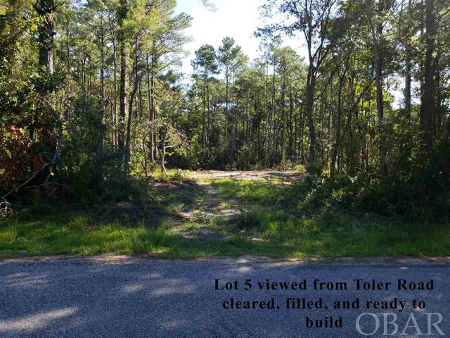 102 Toler Road Lot 5, Manteo, NC 27954 (MLS #107382) :: Outer Banks Realty Group