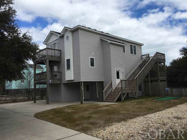 763 Bayberry Court Lot 118, Corolla, NC 27927 (MLS #107431) :: Hatteras Realty