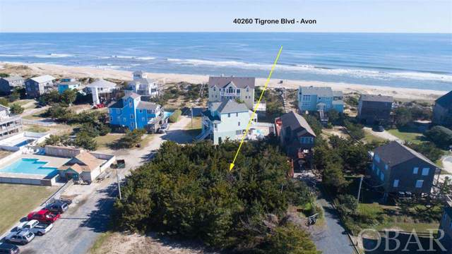 40260 Tigrone Boulevard Lot 3, Avon, NC 27915 (MLS #107465) :: Outer Banks Realty Group