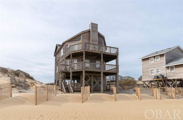 9223 S Old Oregon Inlet Road Lot 5, Nags Head, NC 27959 (MLS #107473) :: Hatteras Realty