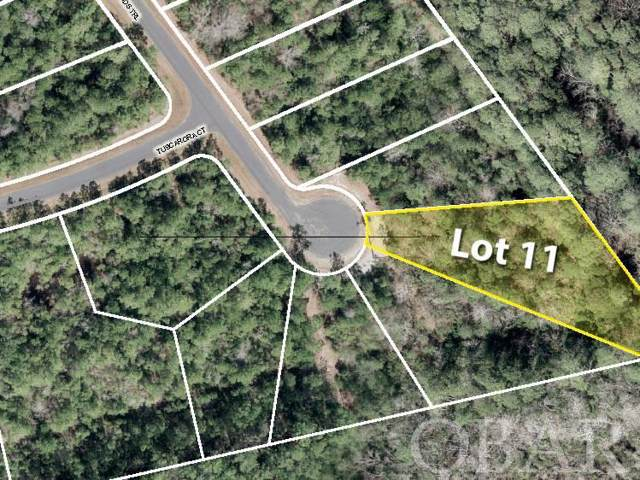 238 Croatan Woods Trail Lot 11, Manteo, NC 27954 (MLS #107501) :: Outer Banks Realty Group