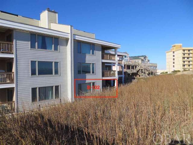 8111 S Old Oregon Inlet Road Unit: 102 B, Nags Head, NC 27959 (MLS #107522) :: Sun Realty