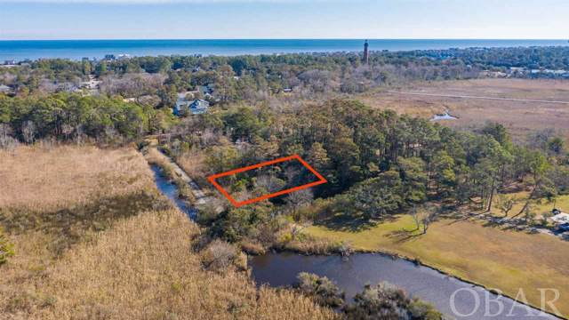 1160 Persimmon Street Lot, Corolla, NC 27927 (MLS #107540) :: Matt Myatt | Keller Williams