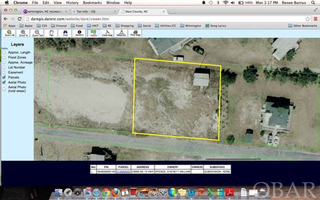 0 Nc 12 Highway Lot 3, Rodanthe, NC 27968 (MLS #107556) :: Matt Myatt | Keller Williams