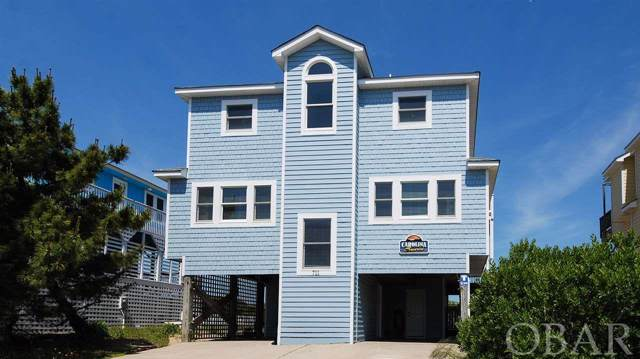 711 Mainsail Arch Lot 36, Corolla, NC 27927 (MLS #107597) :: Outer Banks Realty Group