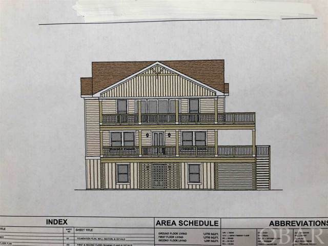 1067 Hampton Street Lot 583, Corolla, NC 27927 (MLS #107623) :: Corolla Real Estate | Keller Williams Outer Banks