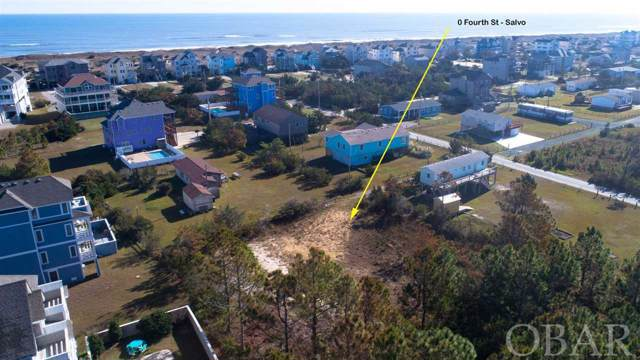 0 Fourth Street Lot A, Salvo, NC 27972 (MLS #107630) :: Surf or Sound Realty