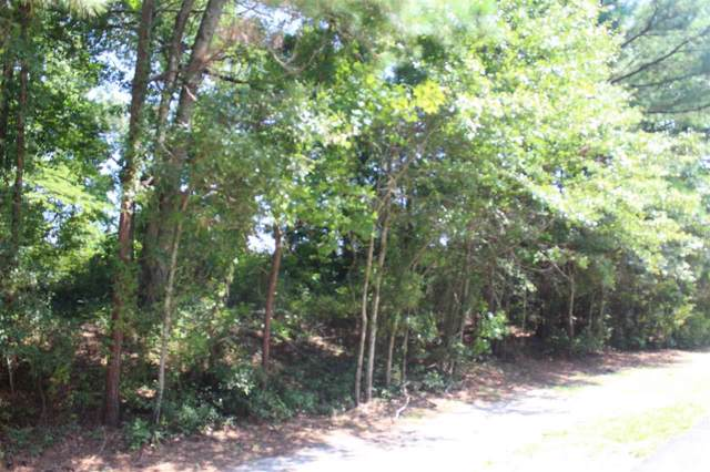 1001 Creek Road Lot #1, Kitty hawk, NC 27949 (MLS #107710) :: Outer Banks Realty Group