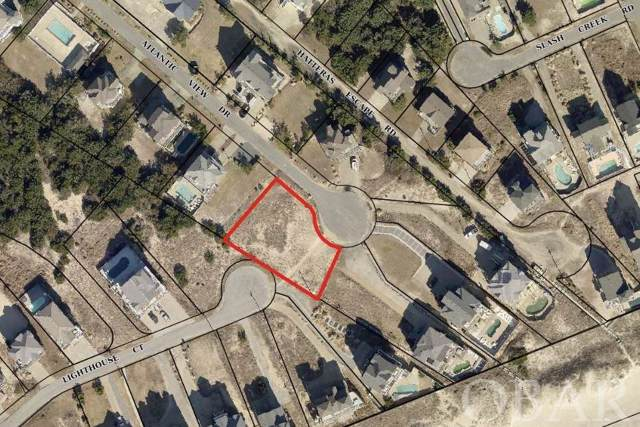 57226 Atlantic View Drive Lot 4, Hatteras, NC 27943 (MLS #107861) :: Hatteras Realty
