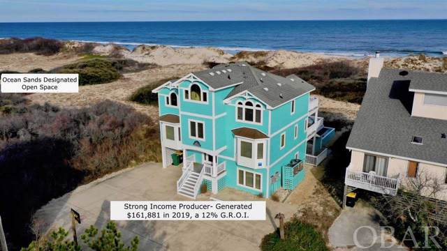 569 Porpoise Point Lot #240, Corolla, NC 27927 (MLS #107940) :: Outer Banks Realty Group