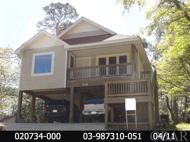 318 Sandpiper Drive Lot #62, Kill Devil Hills, NC 27948 (MLS #107977) :: Sun Realty