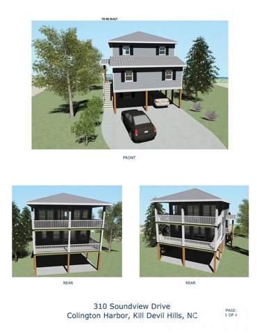 310 Soundview Drive Lot 5, Kill Devil Hills, NC 27948 (MLS #107985) :: Sun Realty