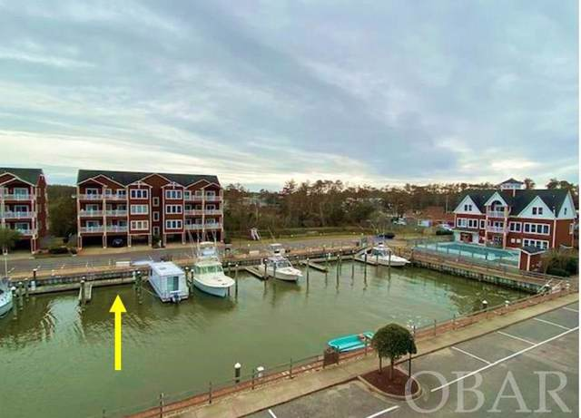 0 Docks South Bay Club Drive Slip G25, Manteo, NC 27954 (MLS #108111) :: Outer Banks Realty Group