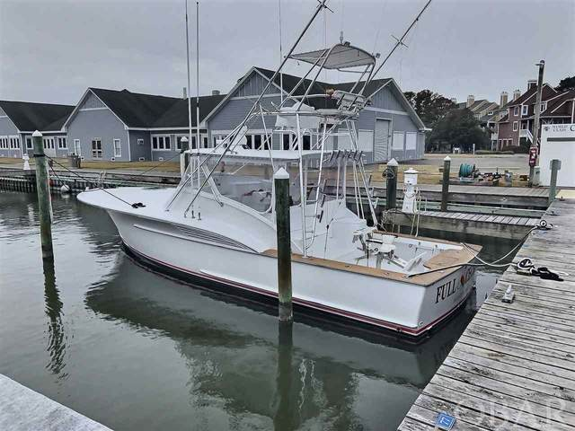 75 Yacht Club Court Slip #75, Manteo, NC 27954 (MLS #108174) :: Hatteras Realty